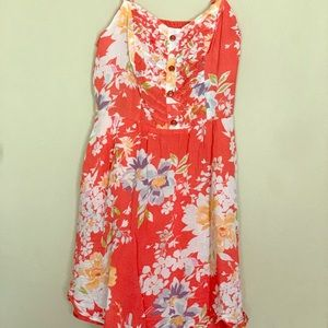 Size 6 LC Lauren Conrad summer dress